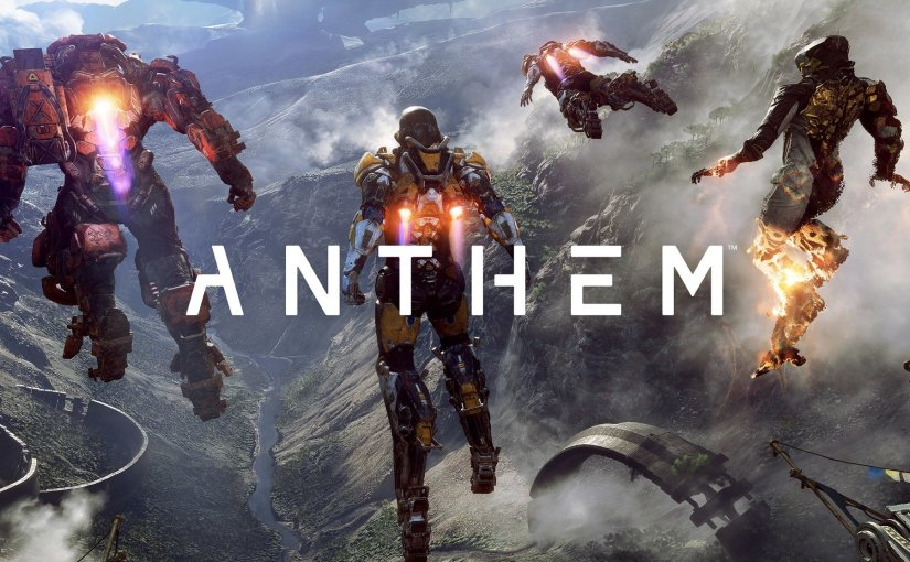 Anthem, Part 1 – Rocks and Shoals
